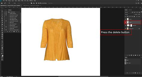 How to create photo editor a ghost mannequin in Photoshop