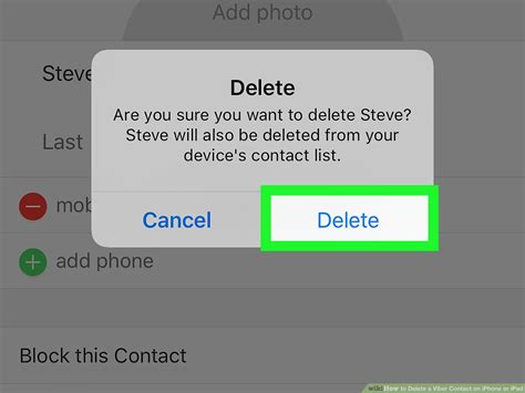 How To Delete Contacts On Ipad Only