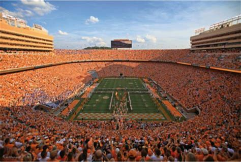 University of Tennessee Knoxville Trip
