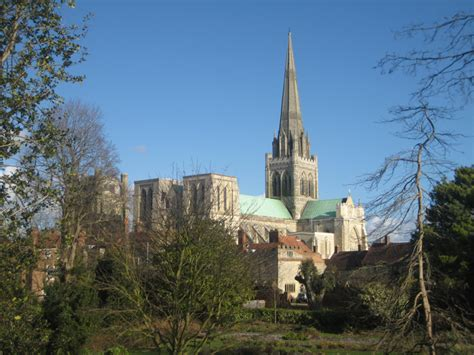 Chichester Cathedral wedding reception venue in West Sussex