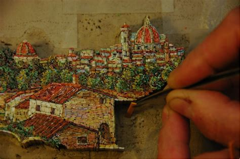 The Beauty of Micromosaics