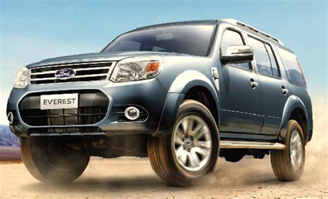Ford Everest Modified - reviews, prices, ratings with