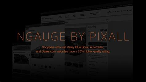 Cox Automotive Media Solutions Unveils nGauge by Pixall To