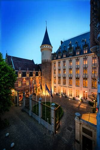 Hotel Dukes' Palace Review, Bruges, Belgium   Travel