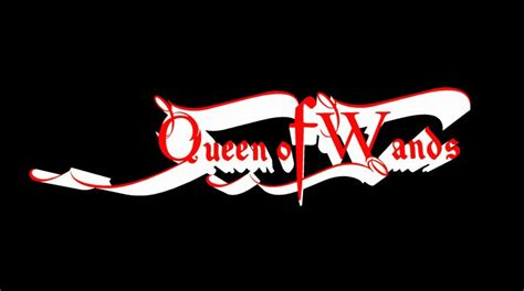 She is also launching a podcast called the QUEEN OF WANDS