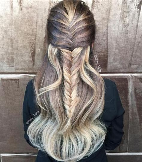 Timeless Fishtail Braids for 2017   2019 Haircuts