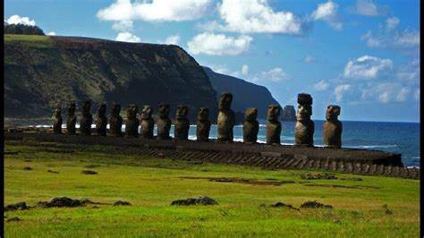 The Secrets of Easter Island : Documentary on How the