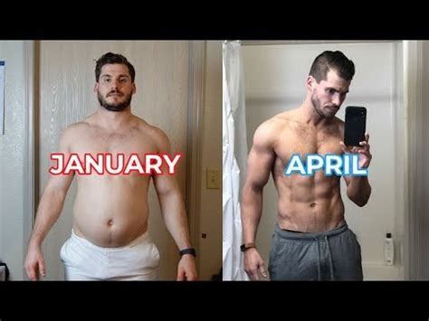 Man Documents His Weight Loss Journey from 202 Lbs