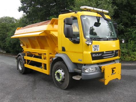 LEYLAND DAF LF 55 220 ECON GRITTER LORRY for Sale - J