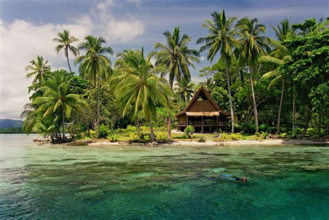 The Solomon Islands Adventure Travel   Vacation Packages