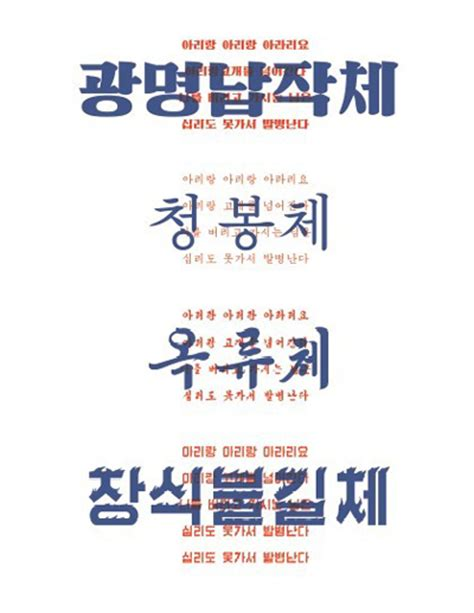 Tracing the historic roots of Hangeul : Korea