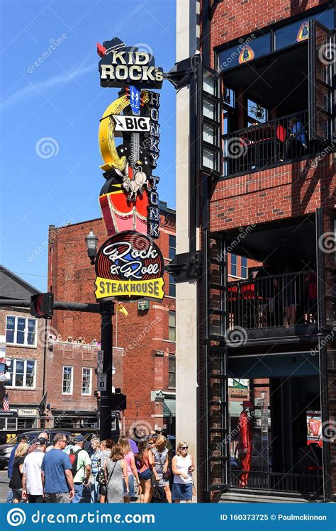 Kid Rock's Restaurant/bar In Nashville With Controversial