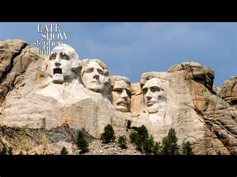 Mount Rushmore Responds To Trump's Monument Bill - YouTube