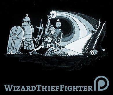 33 A hundred familiars of Chaos – Wizard Thief Fighter
