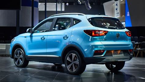 MG EZS India Launch Later This Year With Over 250 Km Range