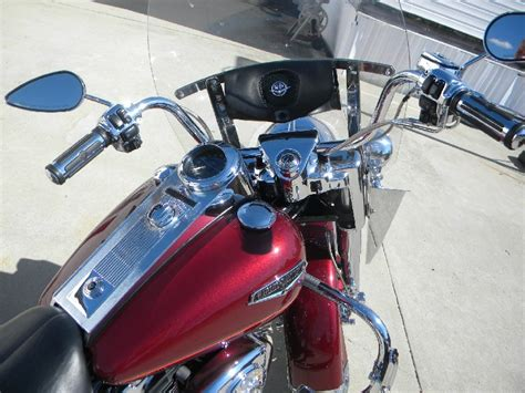 2002 Harley-Davidson® FLHRC/I Road King® Classic (Red