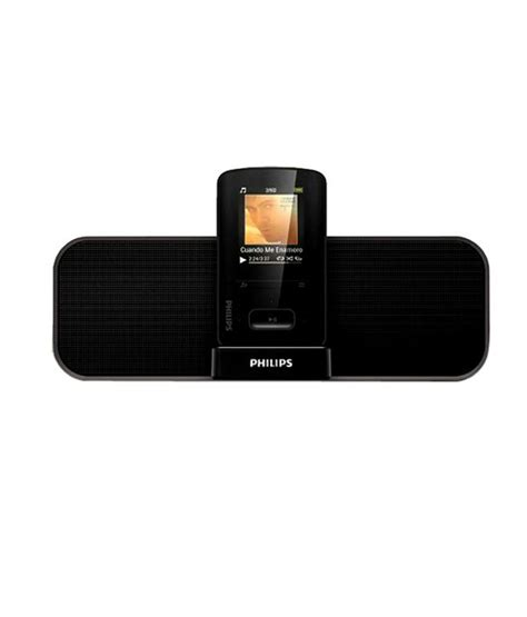 Buy Philips GoGear Vibe 4GB MP4 Player with Dock Online at