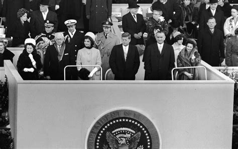 The Story Behind JFK's 'Ask Not' Inauguration Speech