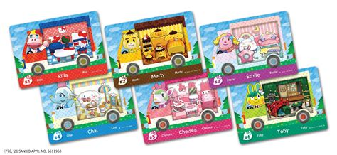Animal Crossing's Sanrio amiibo Cards Are Making A