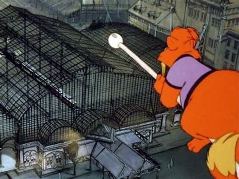 An American Tail 2 part 3 nice to the mice