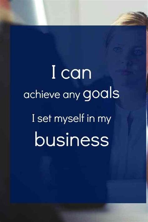 21 Empowering Affirmations for Business Success - Your