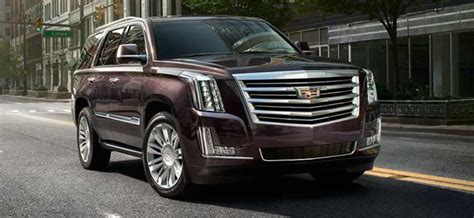 2017 Cadillac Escalade Review, Price, Changes, Colors