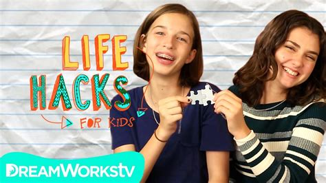 Sunny From Life Hacks For Kids 2020 - Life Hacks
