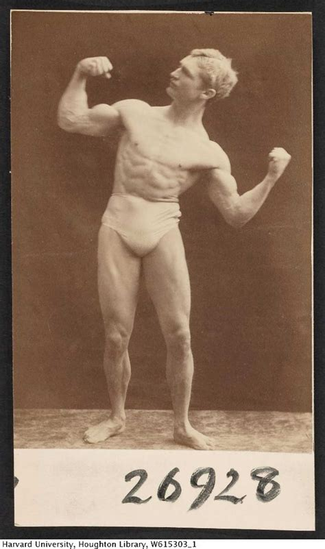 The first modern bodybuilders, 1900s - Rare Historical Photos