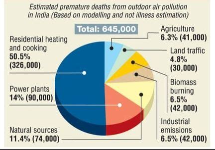 India's Air Pollution & Flooding - Environmental Issues of
