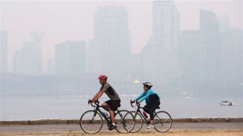 Air pollution caused by wildfires could trigger heart